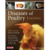Diseases of Poultry, 2 Volume Set, 14th Edition