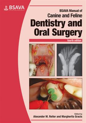 BSAVA Manual of Canine and Feline Dentistry and Oral Surgery, 4th Edition