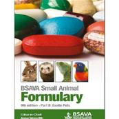 BSAVA Small Animal Formulary, 9th Edition: Part B: Exotic Pets